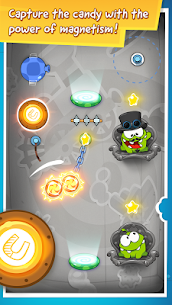 Cut The Rope Time Travel Mod Apk 1.11.1 (Unlimited Powers + Hints) 2