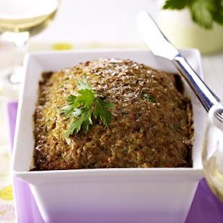 Herbed Meatloaf
