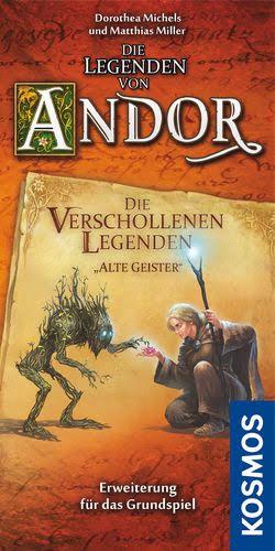 Die Legenden von Andor: Die verschollenen Legenden
