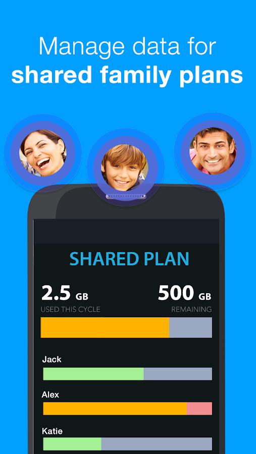 My Data Manager - Data Usage- screenshot