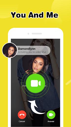 Tick-Random Video Chat screenshot 4