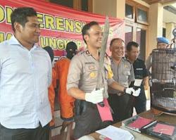 Kriminalitas di Kabupaten Ngawi