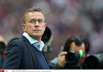 Ralf Rangnick sort du silence afin de ne pas donner de faux espoirs aux supporters de Schalke 04