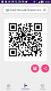 QR Code | Barcode Scanner and Generator - náhled