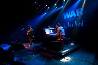Photo: Damon Albarn & Graham Coxon
