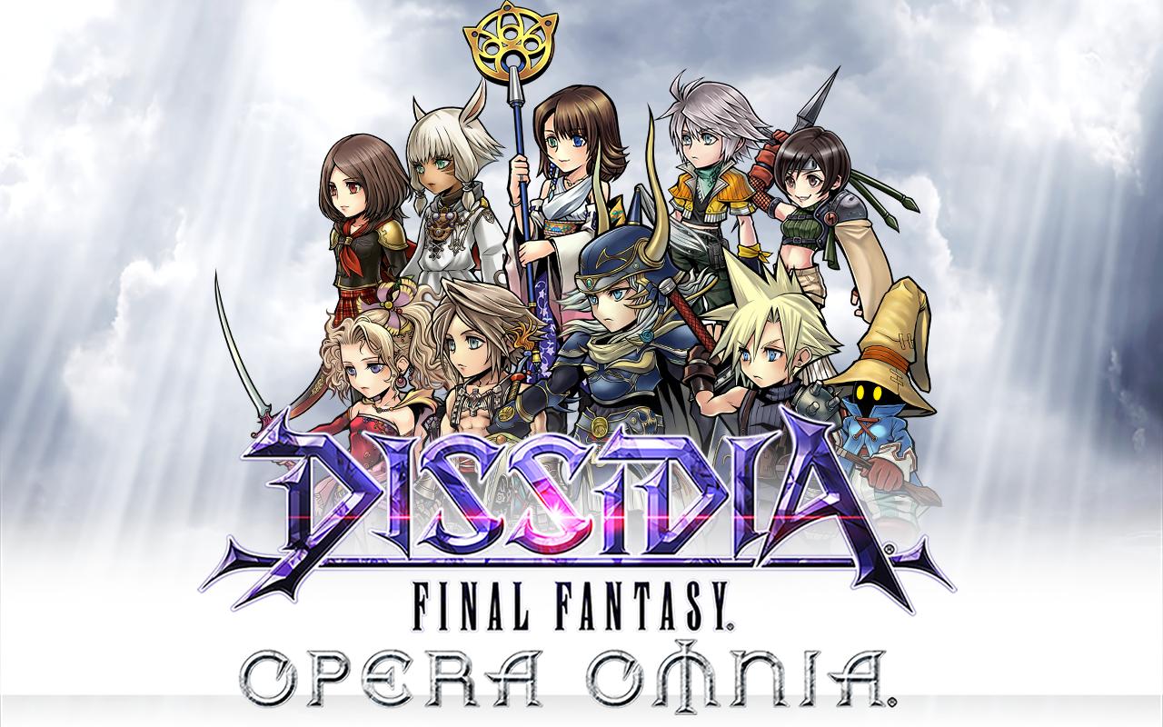 DISSIDIA FINAL FANTASY OPERA OMNIA screenshot #1