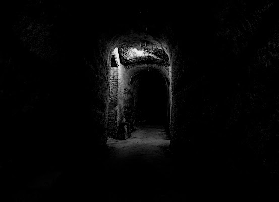 L'antro oscuro - Acluofobia di Agocentrico