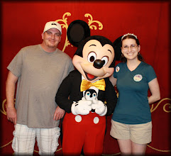 Photo: Carlisle meets Mickey