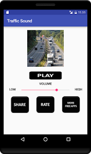 Traffic Sound - náhled