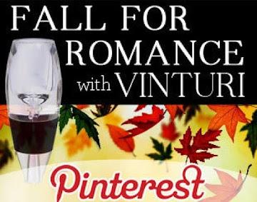 Vinturi Wine Aerator Pinterest Giveaway
