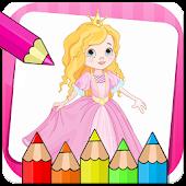 Tải Game Princess Coloring Book