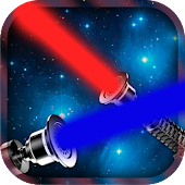 Lightsaber Fighter Simulator