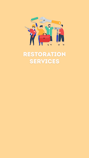 Download Restoration Services For PC Windows and Mac apk screenshot 1