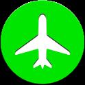 Easy Flight Tracker ✔️ Free Flight Radar icon