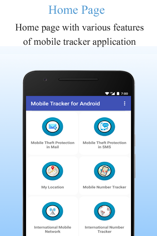 Mobile Tracker for Android 5.9.0 screenshots 2