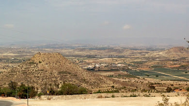 Photo: The view from Mojácar