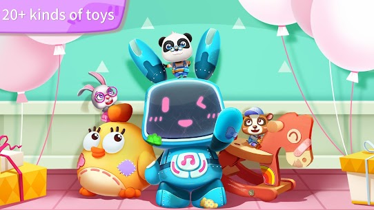 Little Panda Toy Repair Master 5