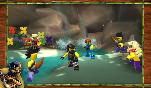 LEGO® Ninjago: Shadow of Ronin cracked apk