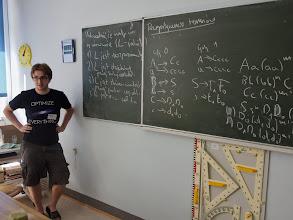 Photo: Adam Michalik - Niestandardowe modele obliczeń