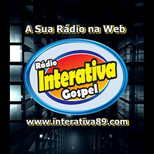 Interativa Web Rádio - náhled