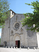 Photo: 82/Montpezat de Quercy (La collégiale Saint-Martin)