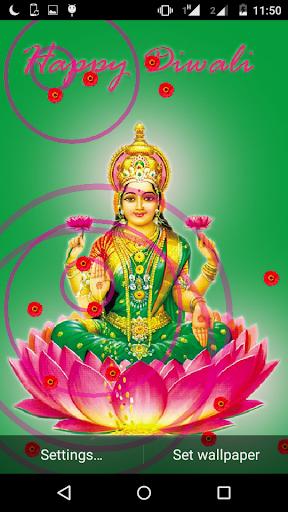 Lakshmi Mata Live Wallpaper