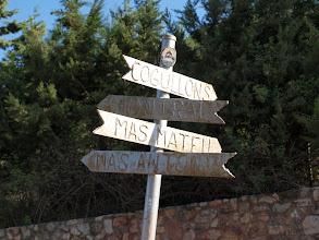 Photo: Cap al Mas d'En Toni