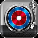 DJ Virtual Mixer Player icon