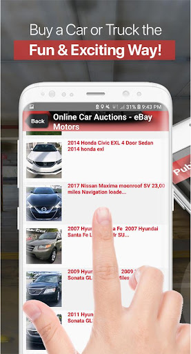 Auto Auctions App - Used Cars and Trucks 2.0.15 screenshots 1