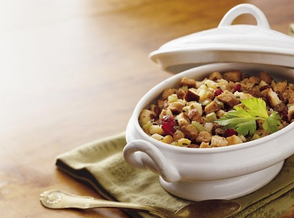 Holiday Stuffing (cranberry) Recipe