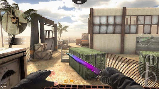 Modern Strike Online Apk Mod Munição Infinita 1