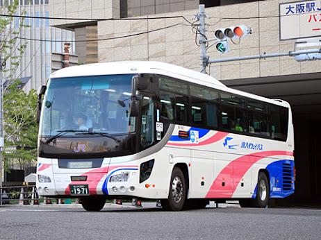 西日本JRバス「白浜エクスプレス大阪号」 1971