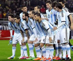 L'Argentine s'est bien amusée