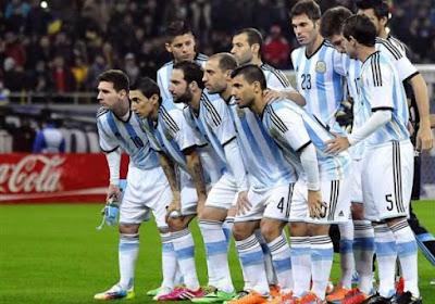 Encore un absent de plus pour l'Argentine avant d'affronter le Brésil
