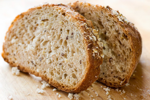 Bread-Machine Whole-Wheat Bread