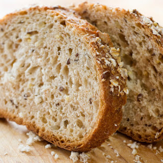Bread-Machine Whole-Wheat Bread Recipe