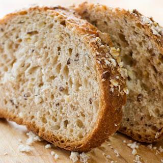 Bread-Machine Whole-Wheat Bread.