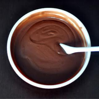 Chocolate Buttermilk Pudding.