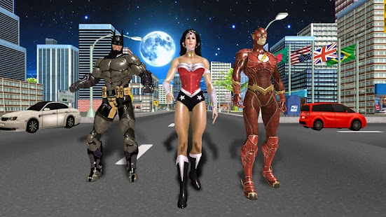 Super Hero City Crime Battle: Street Crime Fighter - náhled