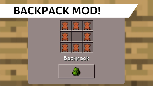 Download More Backpacks Mod For Minecraft Free For Android More Backpacks Mod For Minecraft Apk Download Steprimo Com
