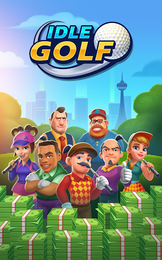 Idle Golf Tycoon screenshot 10