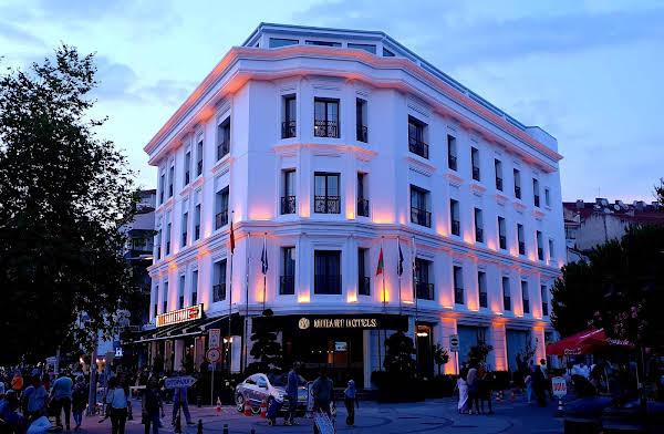 Mirart Hotel Boutique & SPA