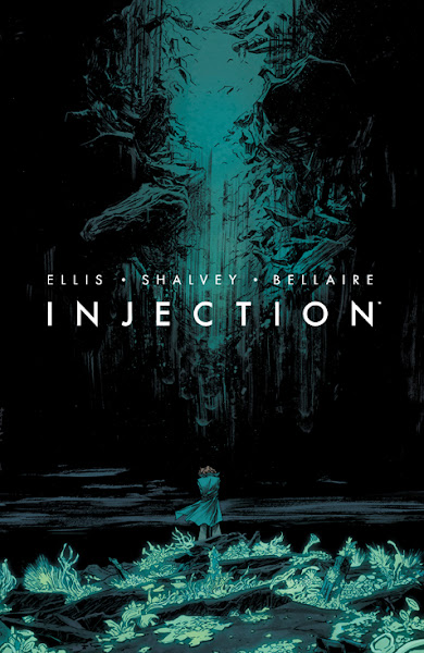 Injection Volume 1 Cover