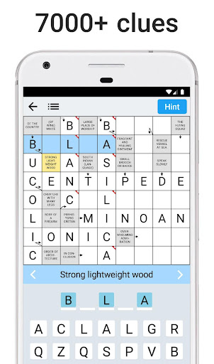 Crossword Puzzles android2mod screenshots 2