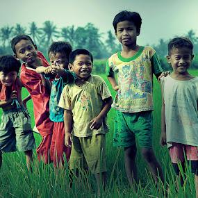 keceriaan by Tri Hendro Kusumo - Babies & Children Children Candids