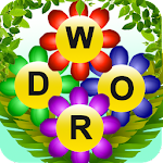 Word Flowers : crossword with friends