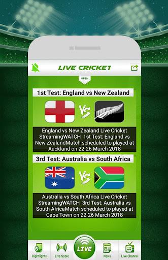 Live Cricket 1.5 screenshots 9