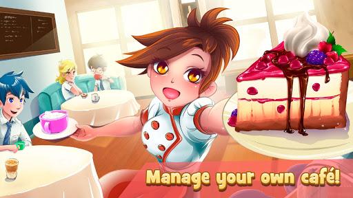 Dessert Chain: Café Waitress screenshot 8