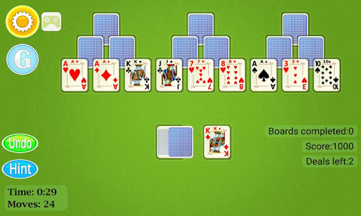 TriPeaks Solitaire Mobile  screenshots 4