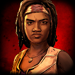 The Walking Dead: Michonne Icon